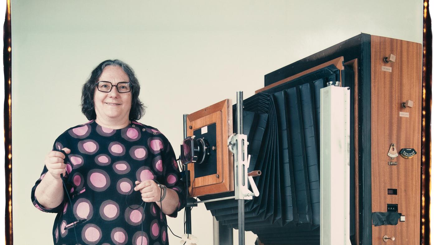 Elsa Dorfman and the ultimate Polaroid camera
