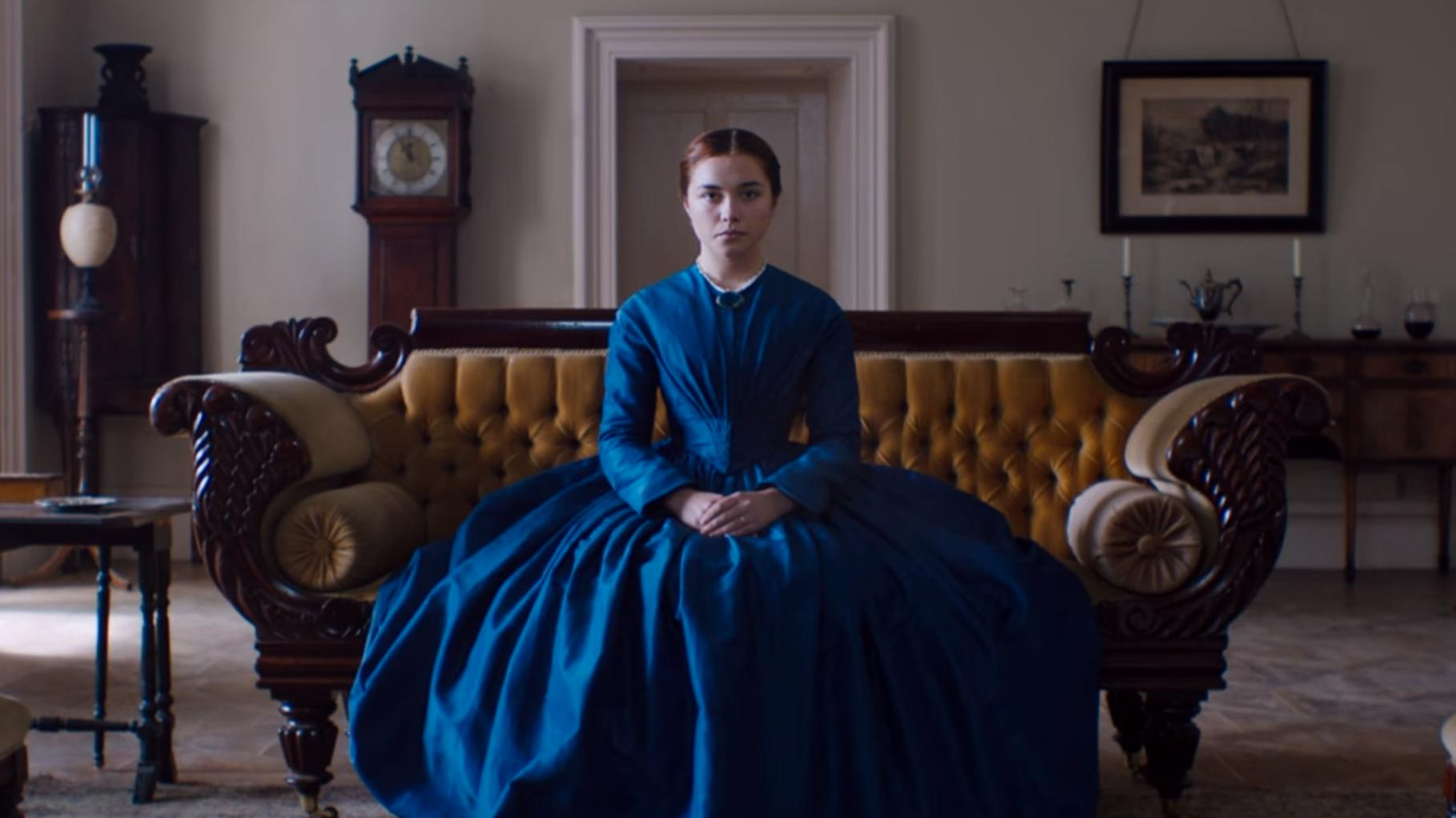 Pugh, thinking dangerous thoughts in Lady Macbeth