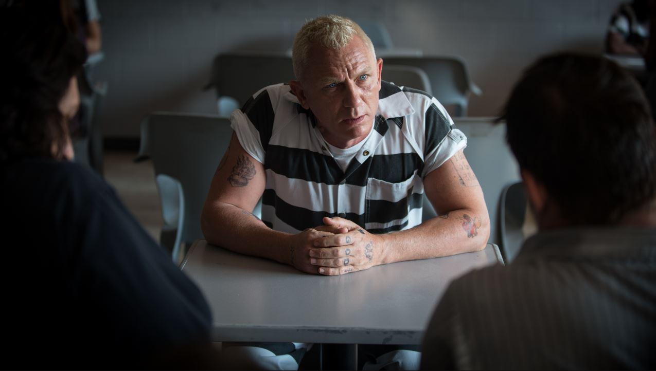 Daniel Craig: The name is Bang... Joe Bang.
