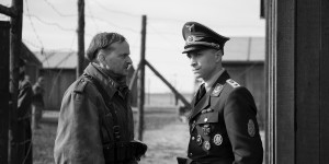 Milan Peschel,Max Hubacher in The Captain