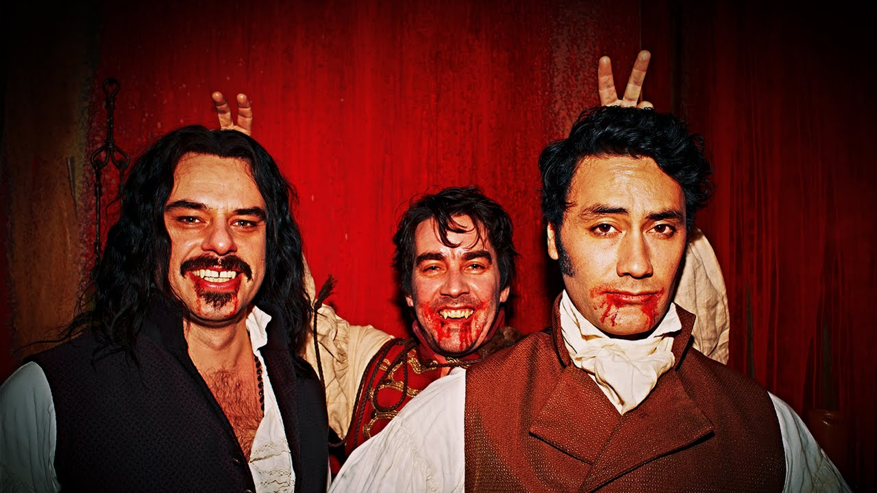 What We Do In the Shadows... showing vampires as petty as the rest of us.