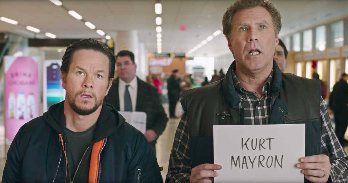 Mark Wahlberg and Will Ferrell: both good and bad in Daddy's Home 2.