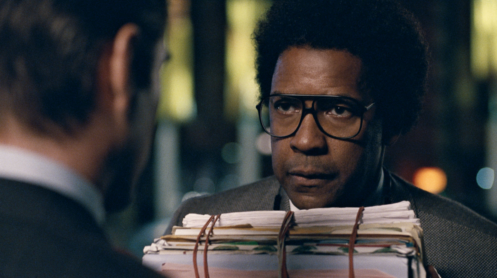 Denzel Washington: rocking it like it's 1972 (but it's actually 2017).