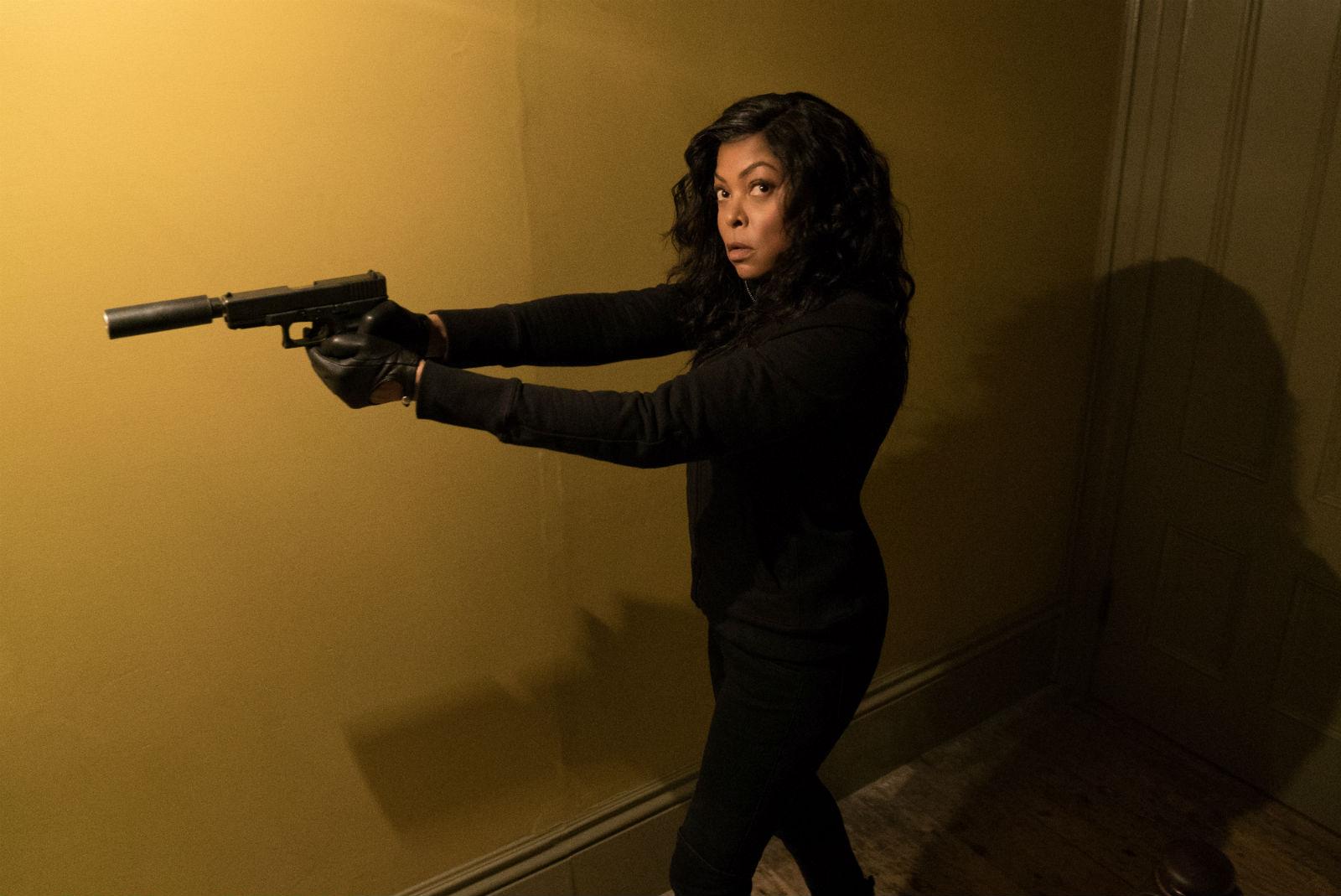 Dangerous woman:Taraji P. Henson as Proud Mary.