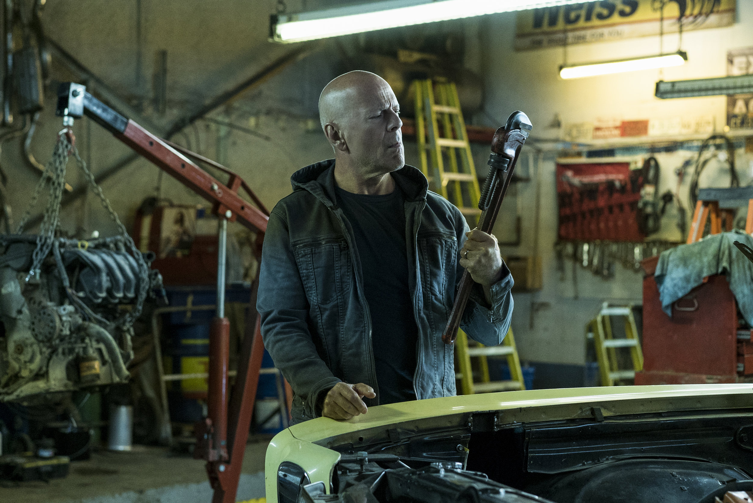 Bruce Willis in Death Wish reboot: Revenge is a dish best served with a blunt, heavy object