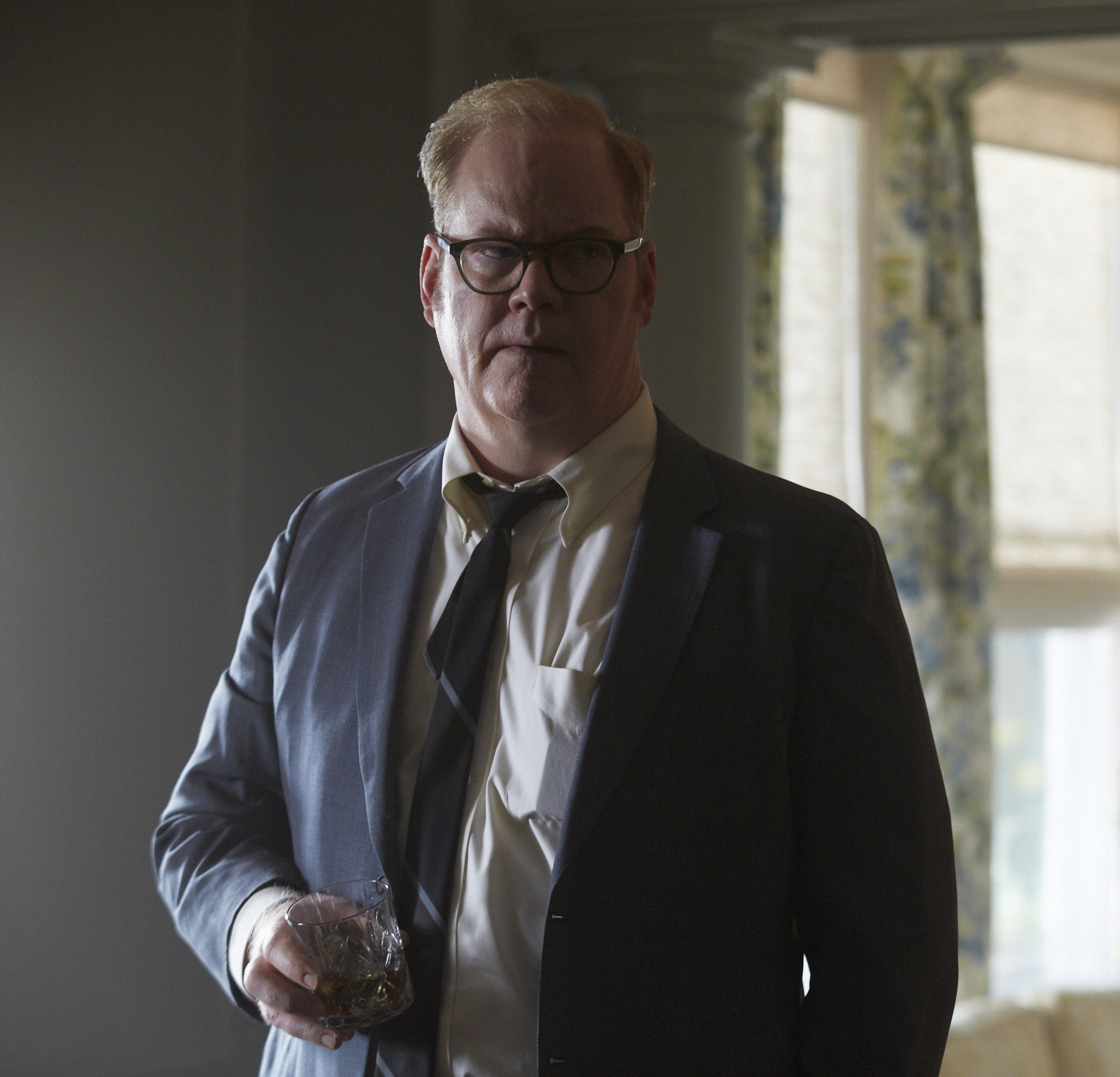 Gaffigan as Massachusetts State Attorney Paul Markham in Chappaquiddick