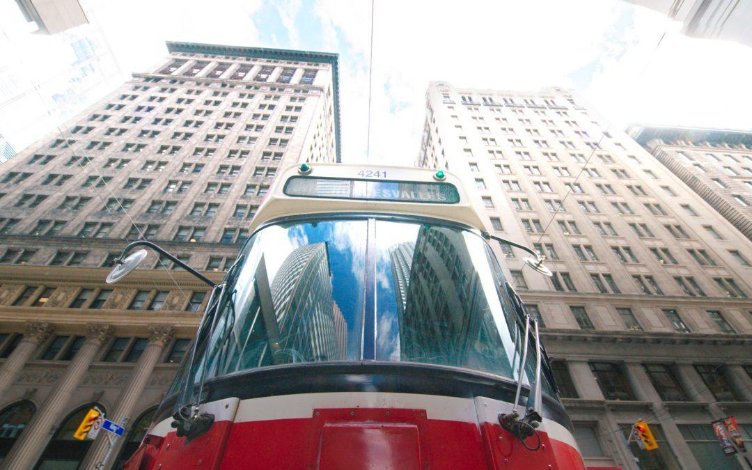 Go... streetcar!