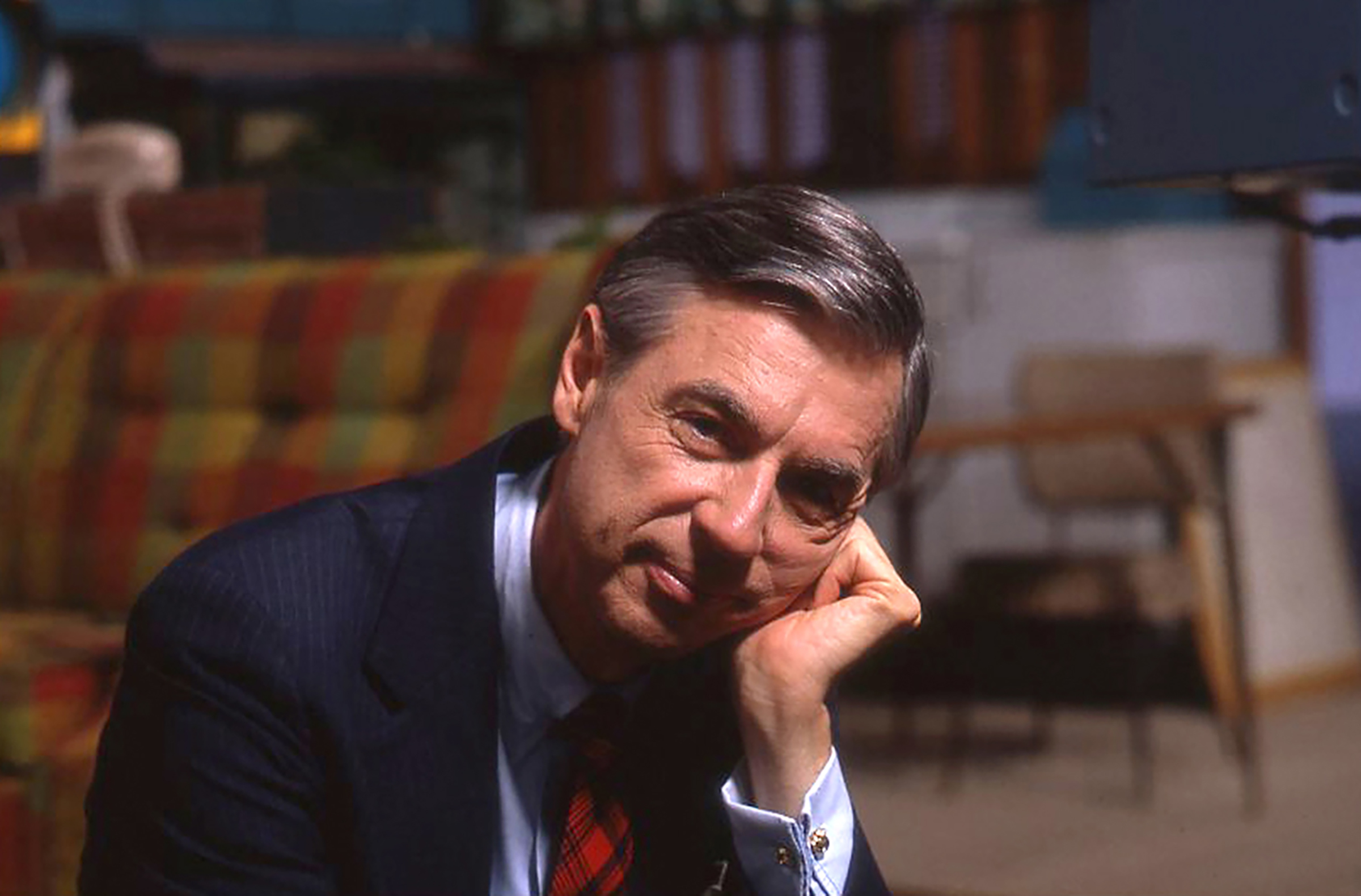 Fred Rogers: Yes, we'll be his neighbour!