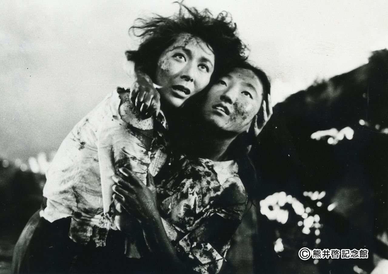 The recently rediscovered 1953 anti-war film Hiroshima