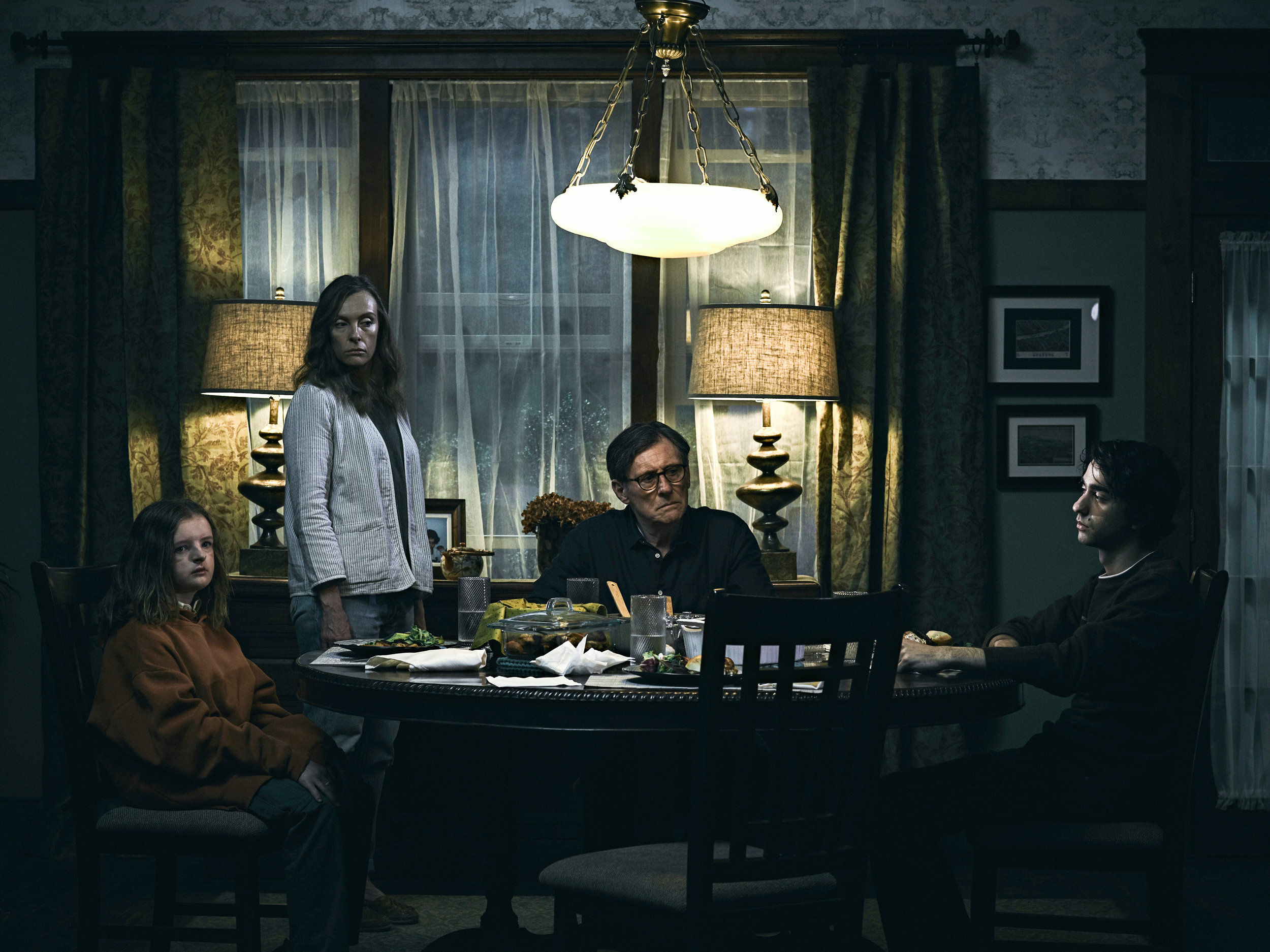 Hereditary's nuclear family: They're creepy and they're kooky, mysterious and spooky