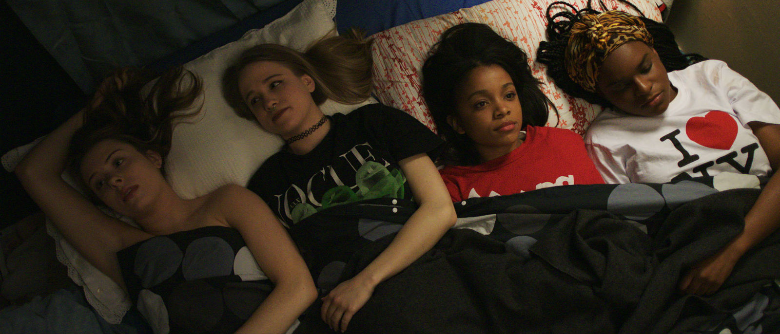Night: exploring racism under the covers.