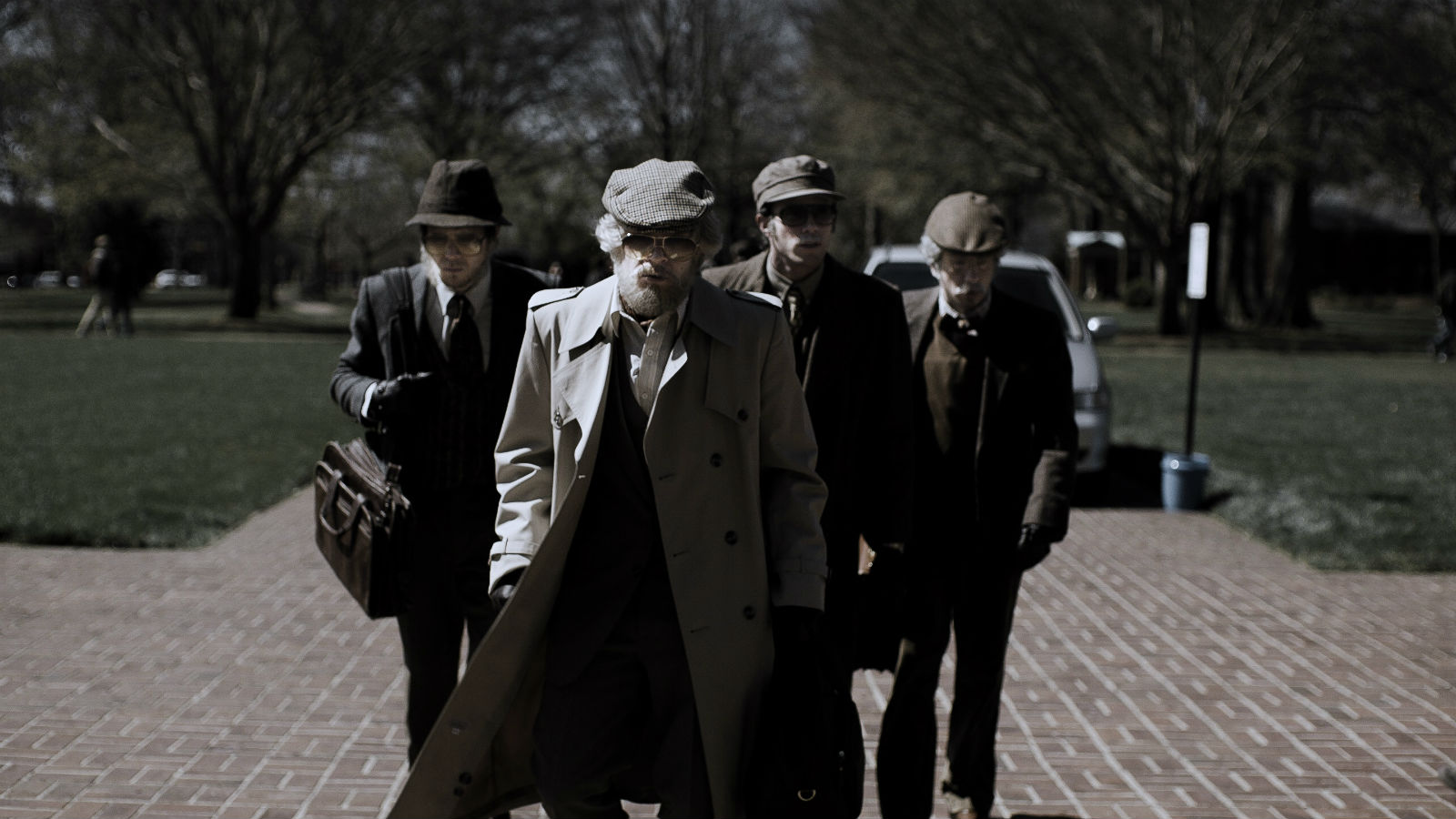 A scene from American Animals.