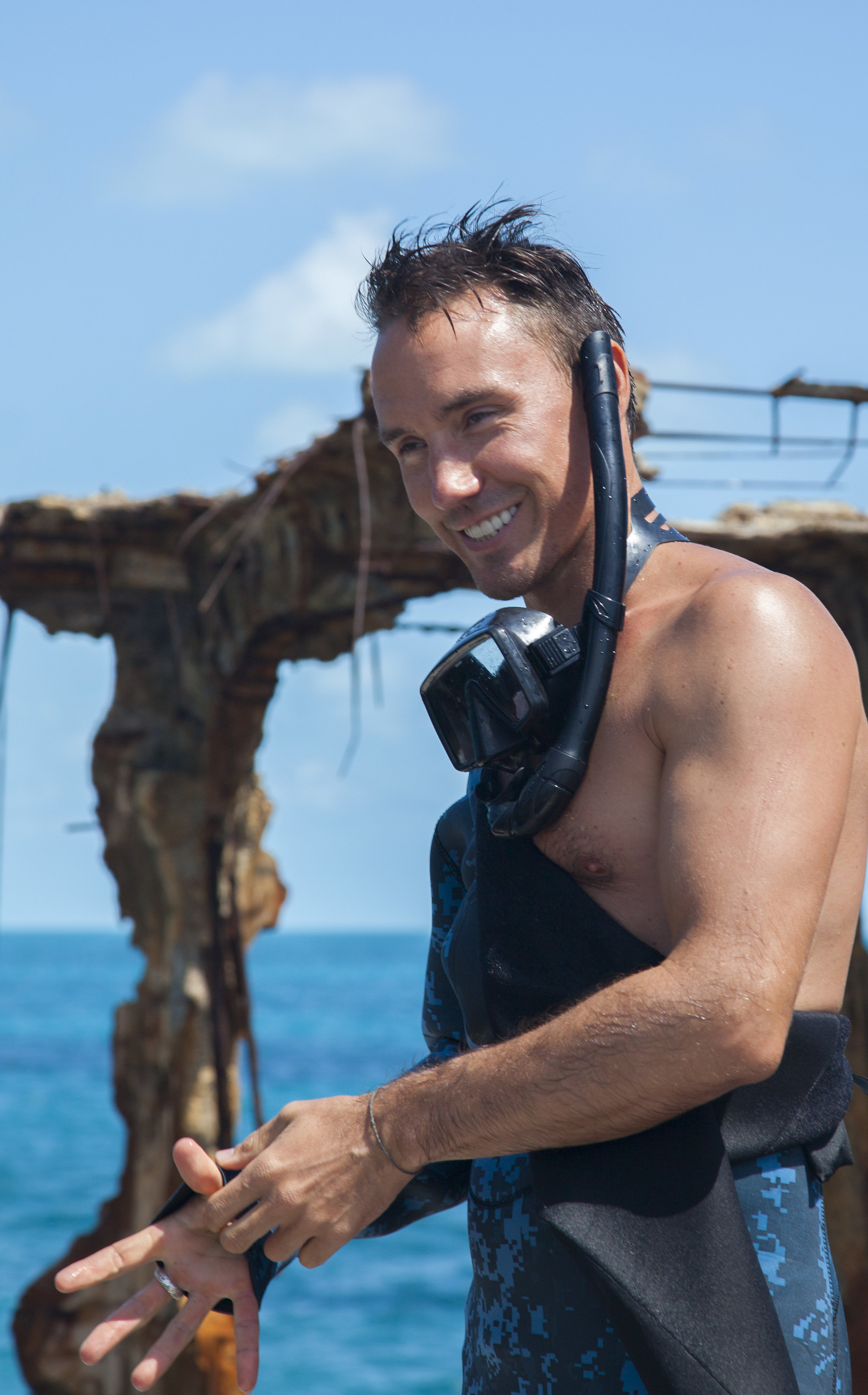 The late Rob Stewart's Sharkwater Extinction will be at this year's TIFF