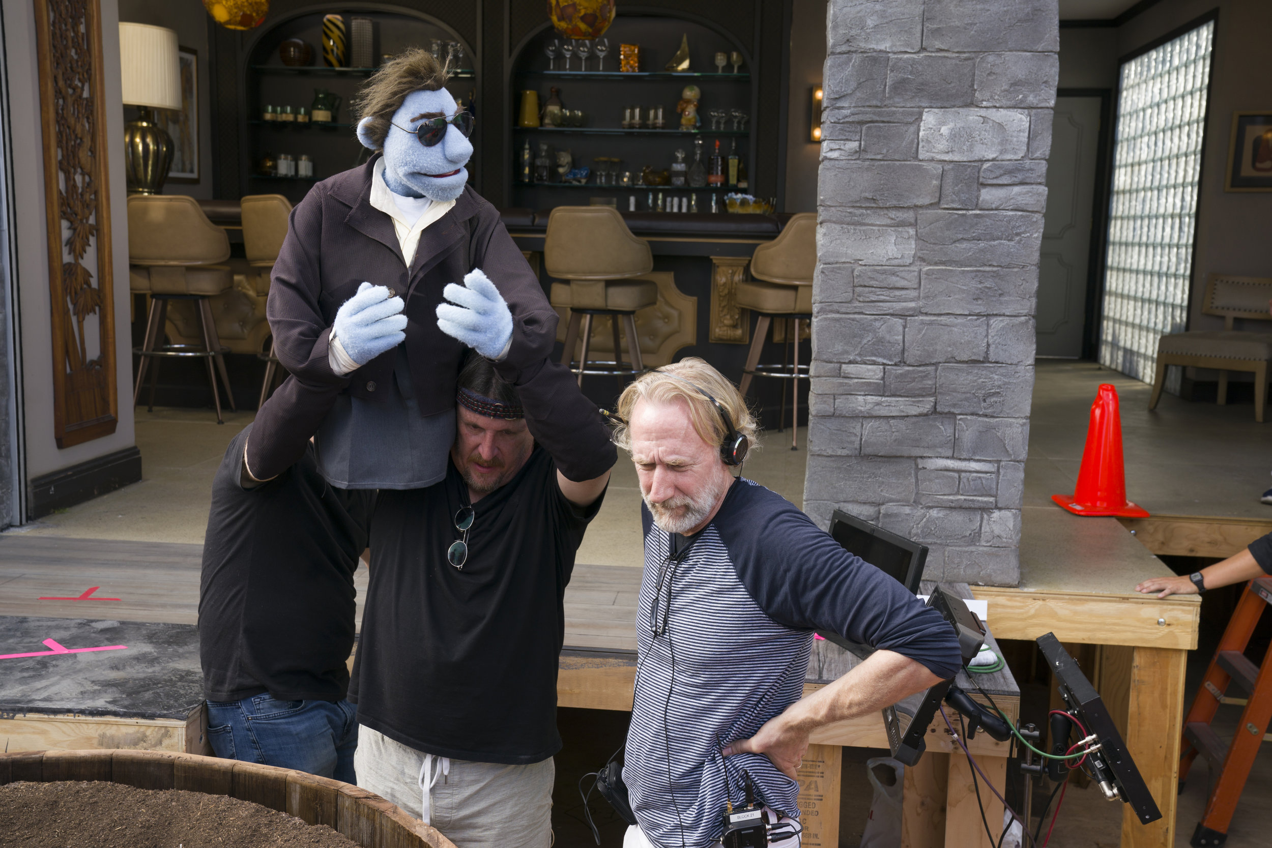 Director Henson tries to coax a great performance out of whole cloth in The Happytime Murders