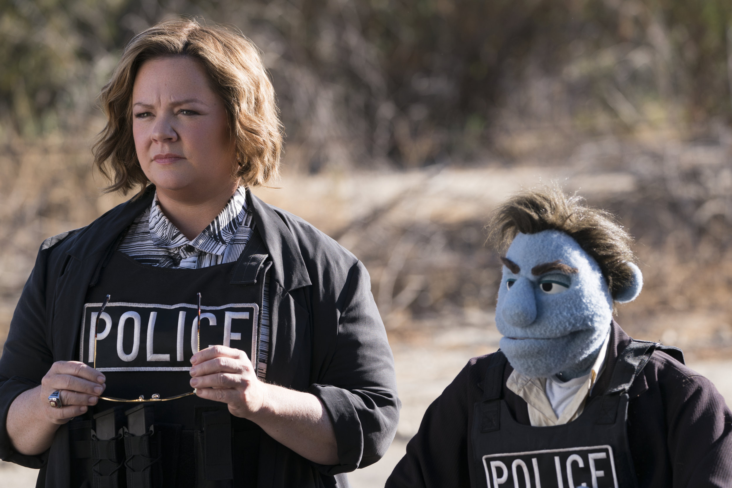 Henson Street Blues: Melissa McCarthy and her partner unravel murder most foul
