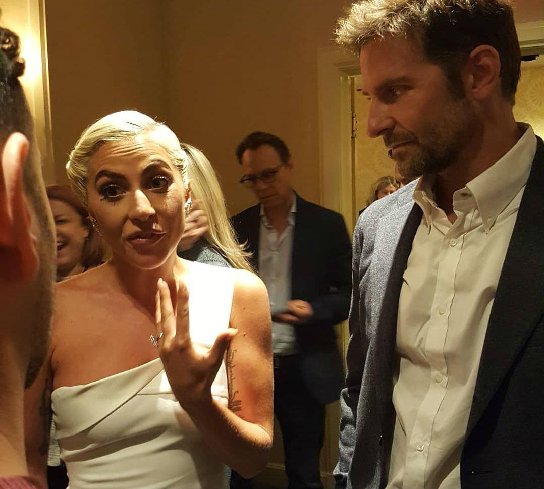 Gaga and Cooper, take two.