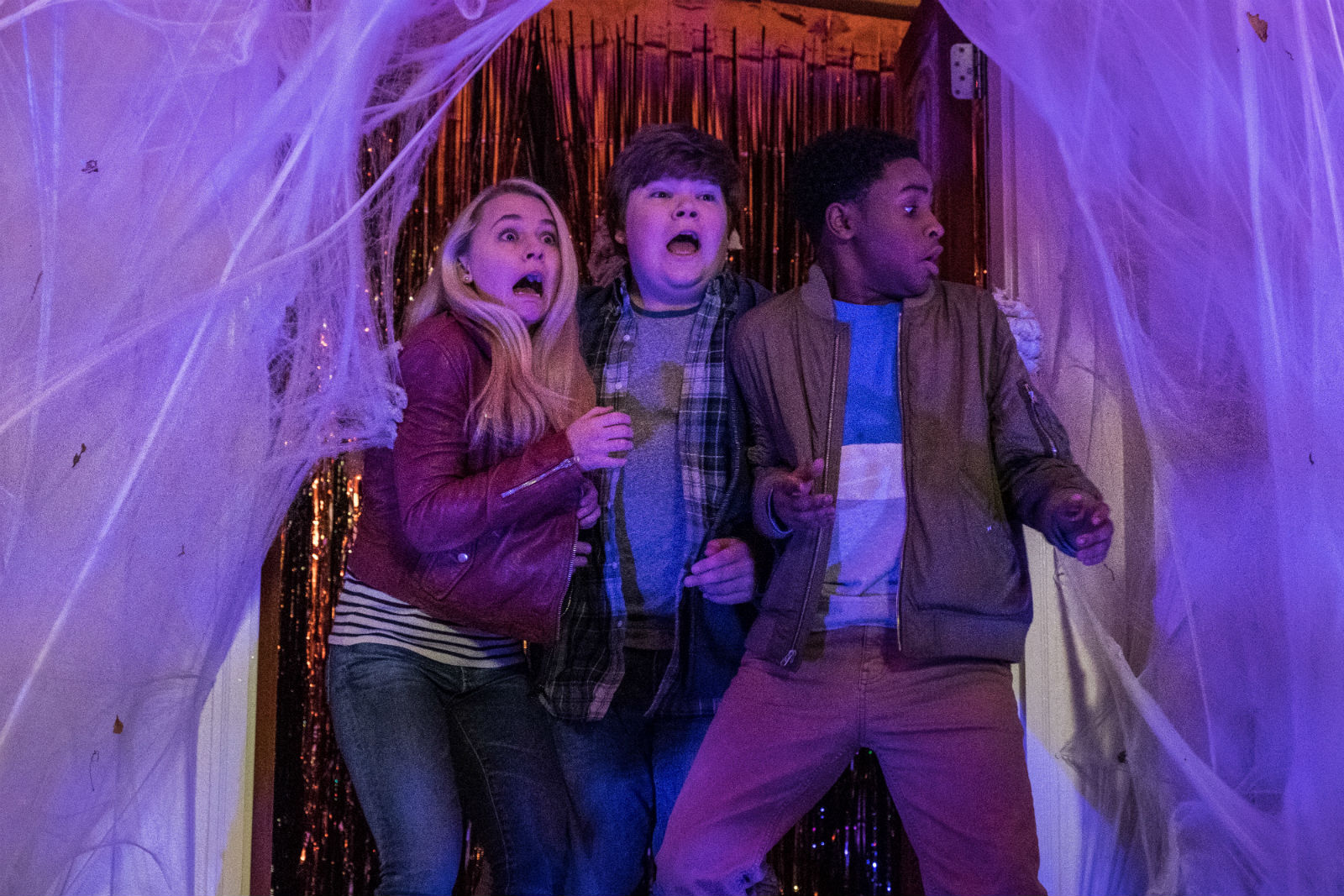 Goosebumps 2: no fun if you're not five.