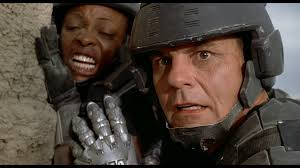 Ironside in Starship Troopers