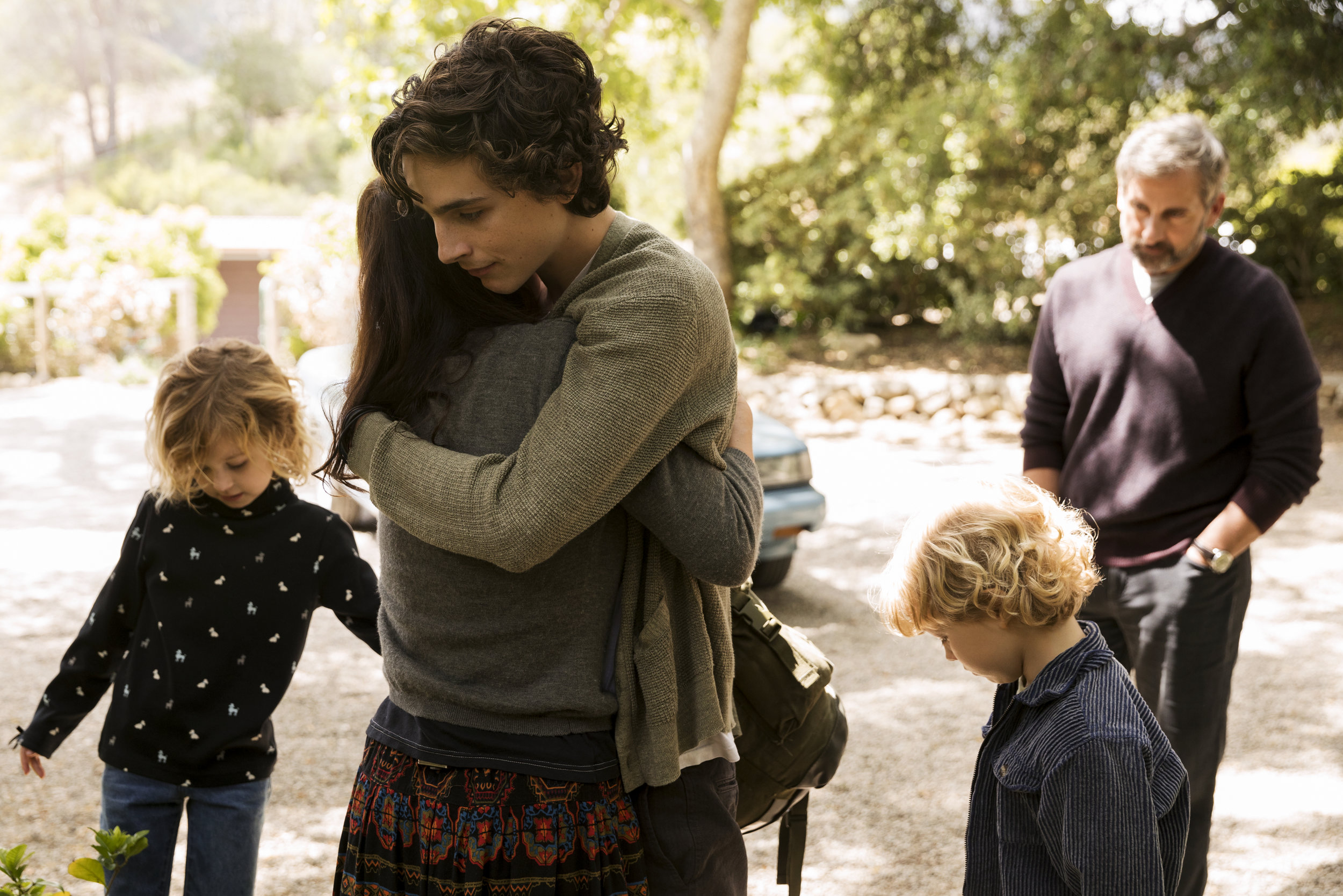 Timothee Chalet's bravura, layered performance is the magnetic core of Beautiful Boy