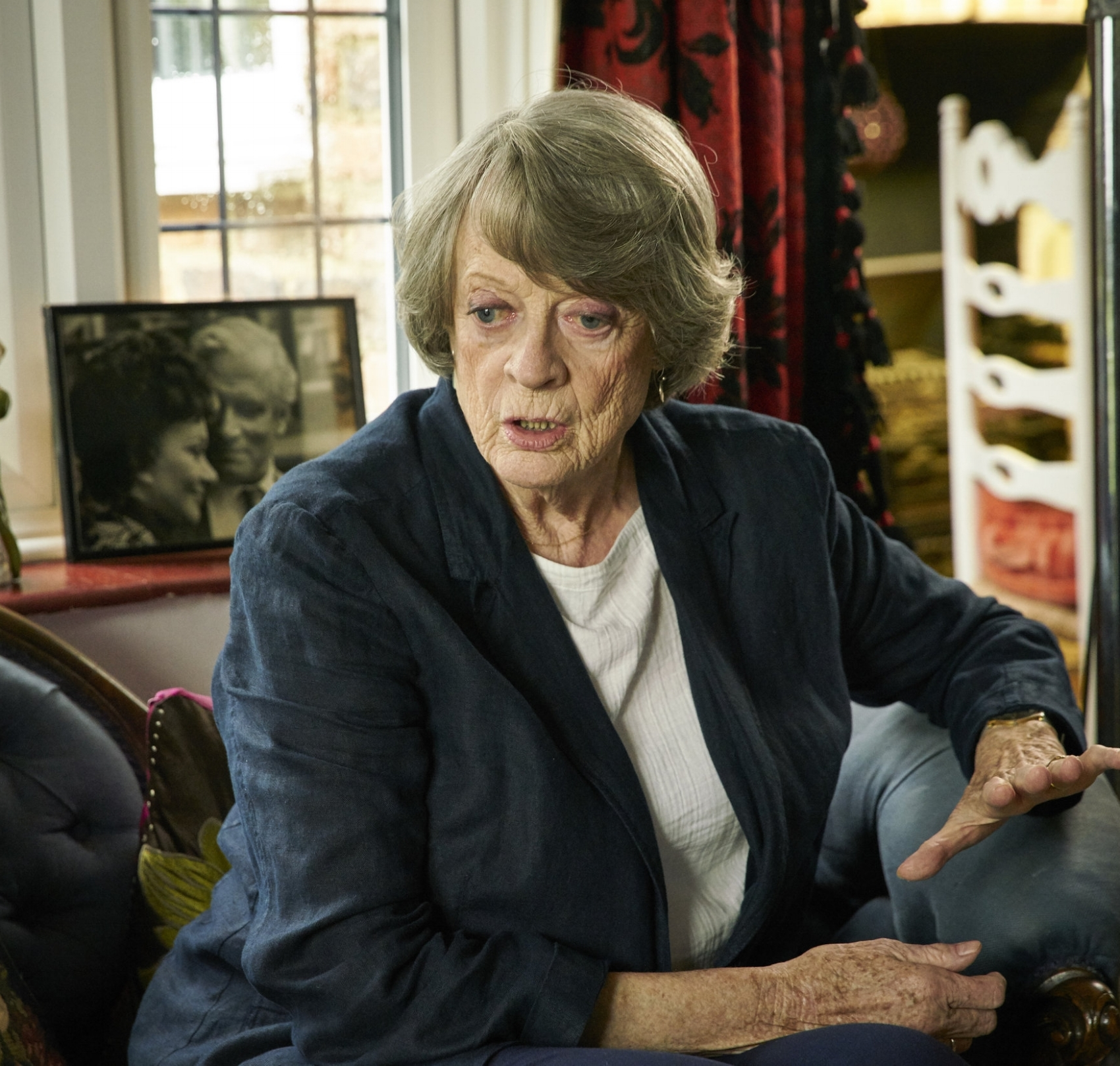 Dame Maggie Smith: A Dame we love