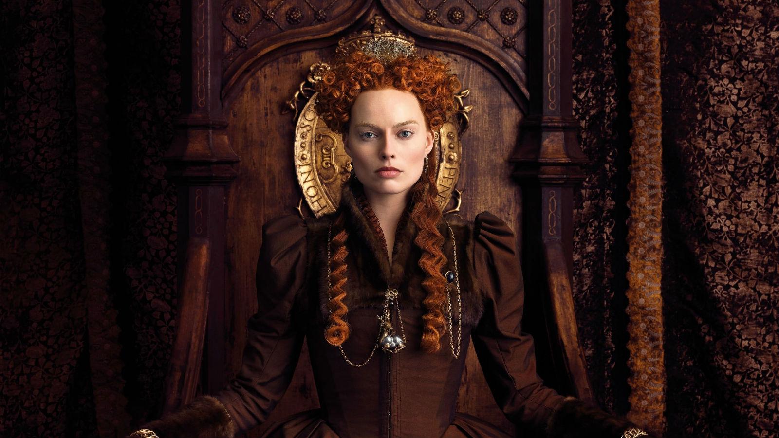 Margot Robbie as your Queen.