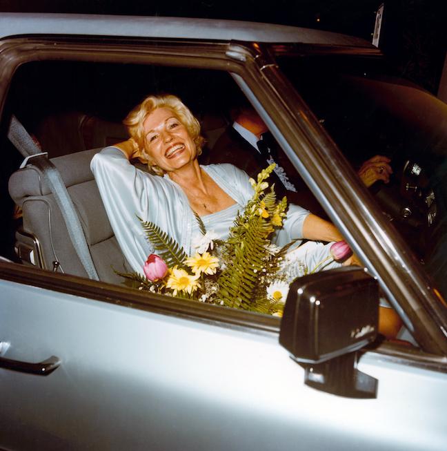 Miami Beach night-lifer, circa the '70s in The Last Resort.