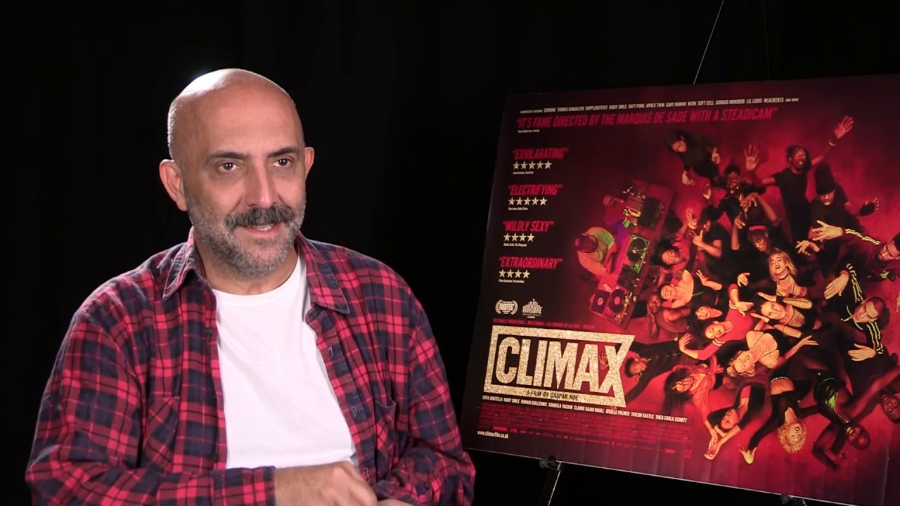 Director Gaspar Noé.