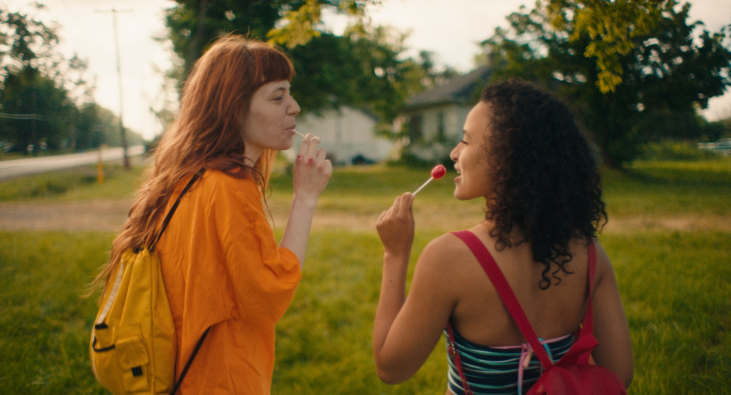 Lou and Chantal are dying to escape the constrictive confines of their small town in Firecrackers.