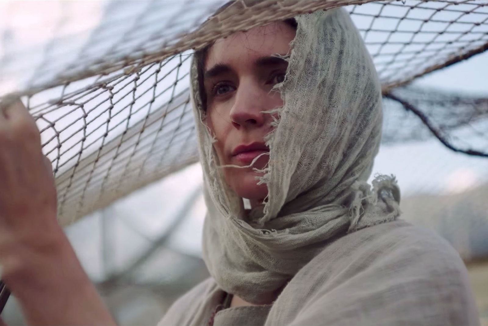 Mara as the Magdalene.