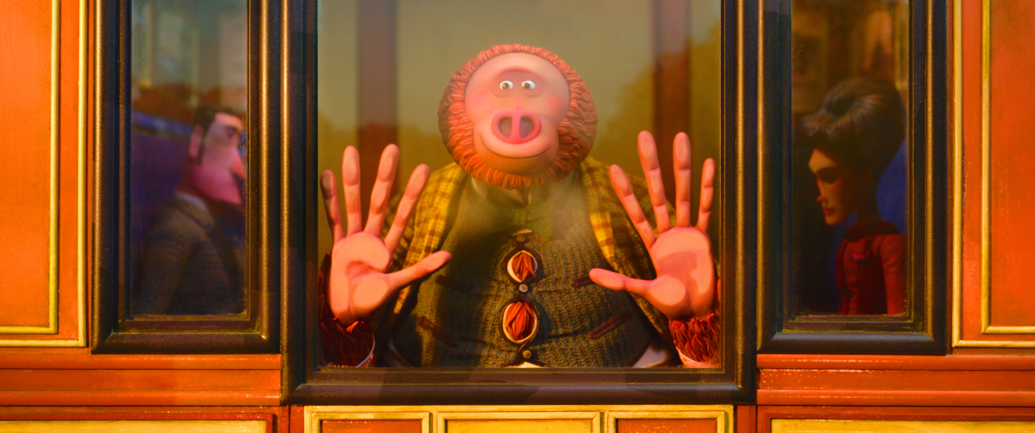 Mr. Link (voiced by Zach Galifianakis) in Pixar's Missing Link.