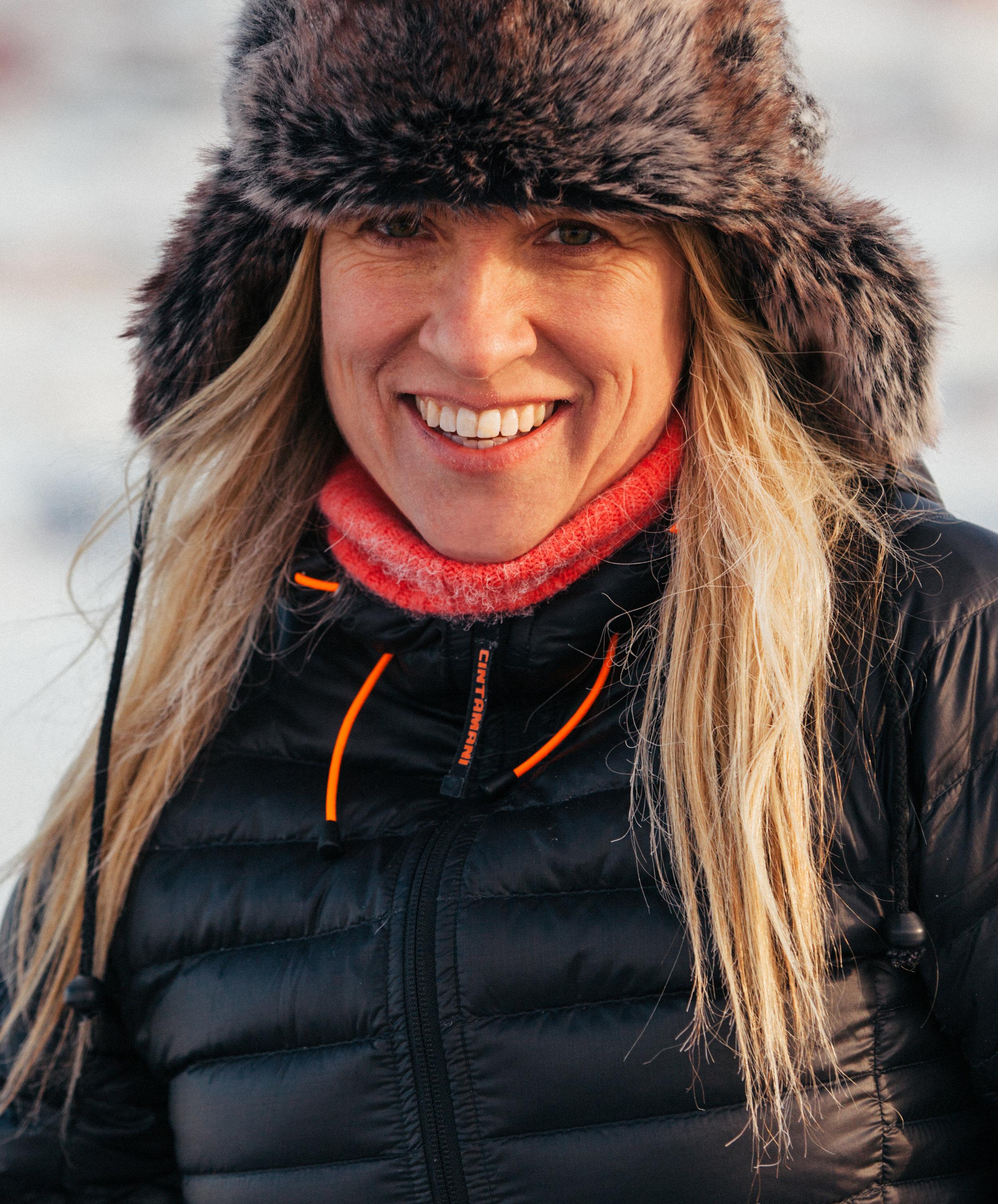 The Grizzlies' director Amanda de Pencier