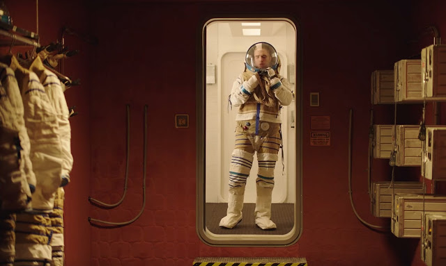 "Robert Pattinson gets suited up in Claire Denis' ""radical and uncanny"" space movie High Life."