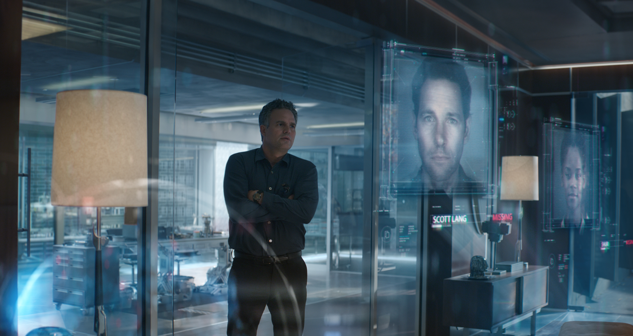 Ant-Man (Paul Rudd) gets set to pull a temporal rabbit out of his hat in Avengers: Endgame