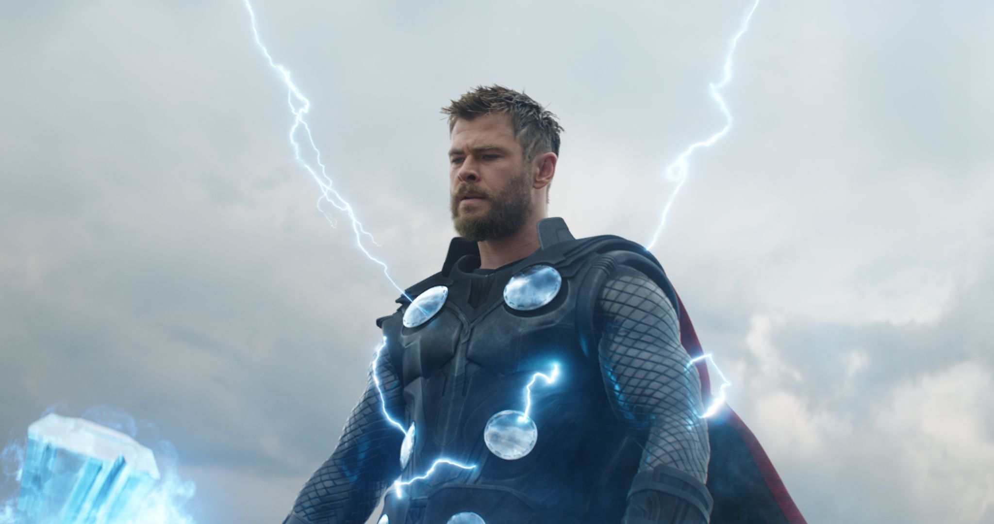 Thor gets back his mojo in Avengers: Endgame.