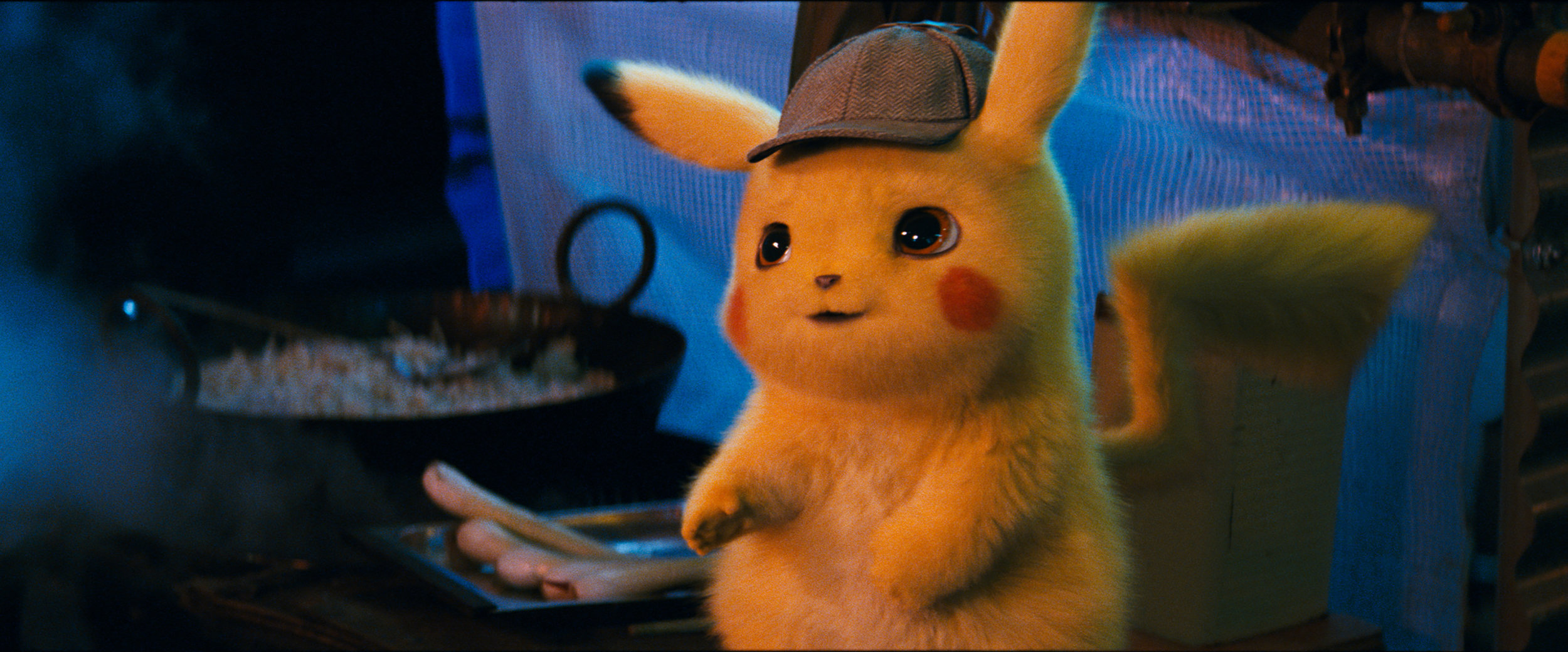 """Happily for Ryan Reynolds, Pikachu has more to say these days than, """"Pika! Pika!"""""""