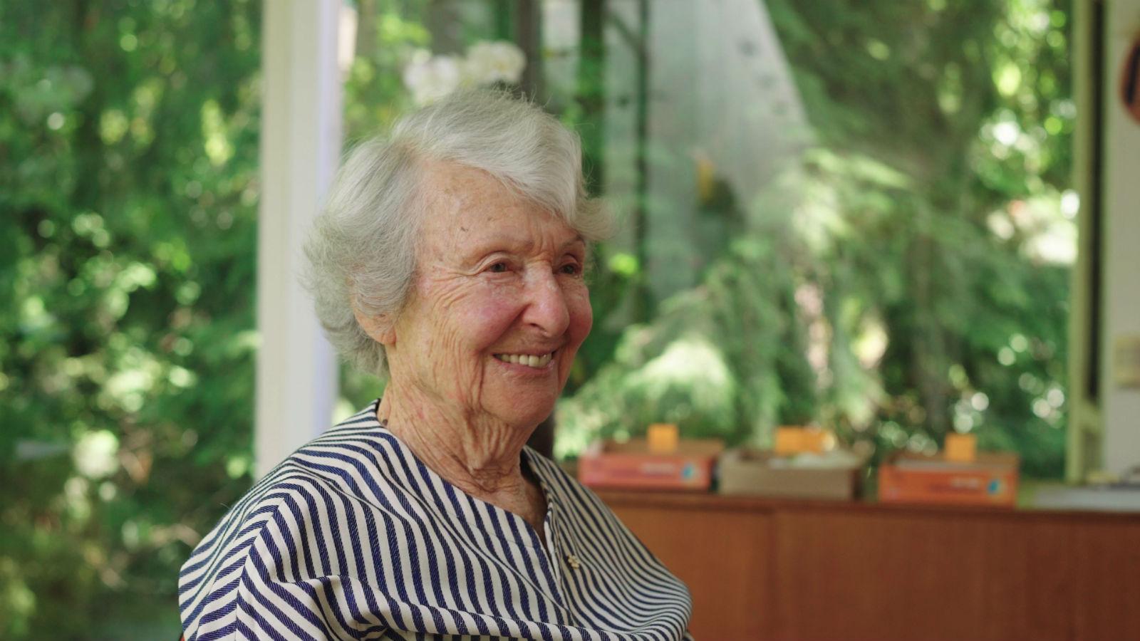 Cornelia Hahn Oberlander… smarter than you at age 97.