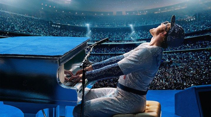 A scene from Rocketman.