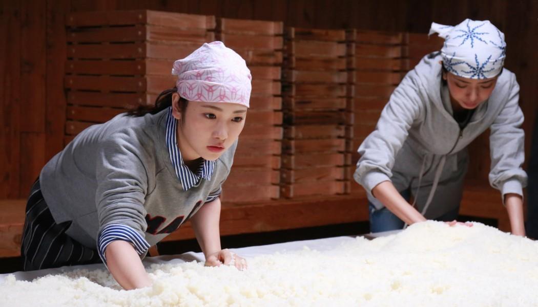 Wine lover Rina Kawaei learns to love making sake in For Love's Sake