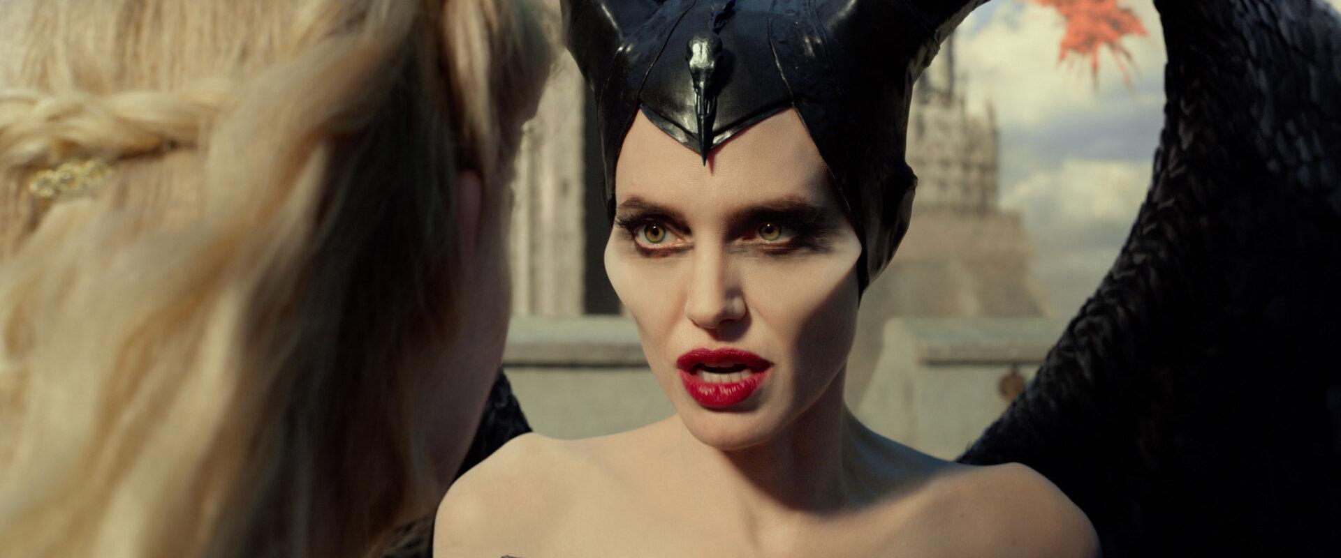 Maleficent Mistress Of Evil More Half Baked Marvel Esque