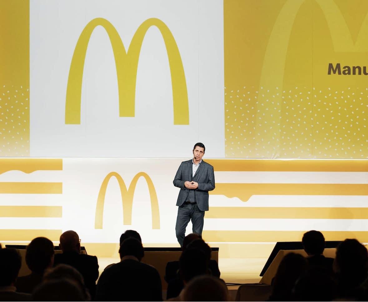 Fotografo eventi McDonald's a Milano e Roma