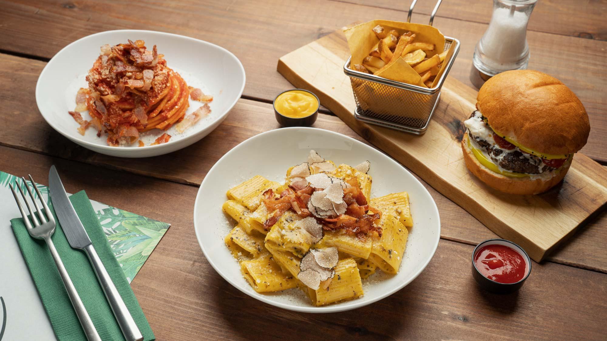 fotografo food a Roma per ristoranti