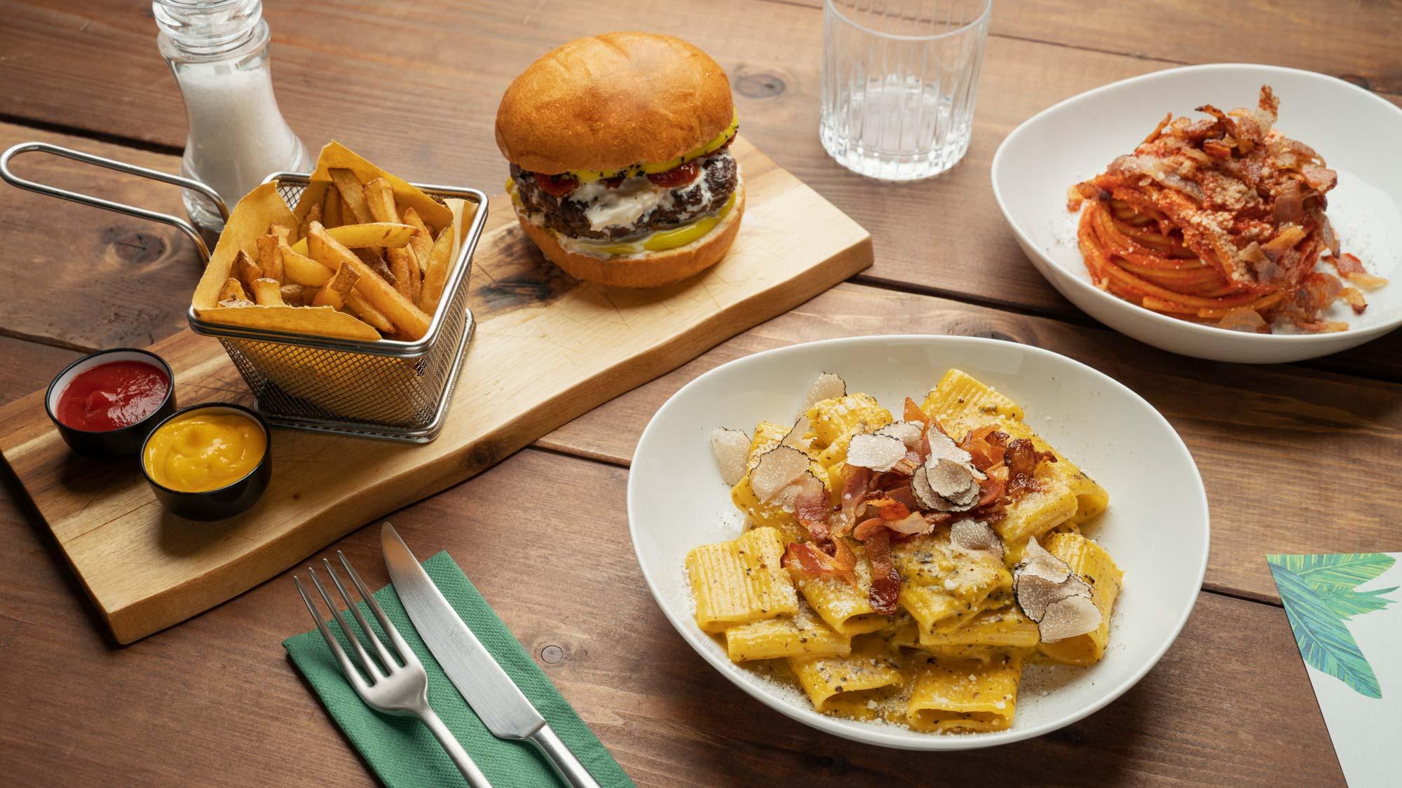 fotografo food ristoranti roma