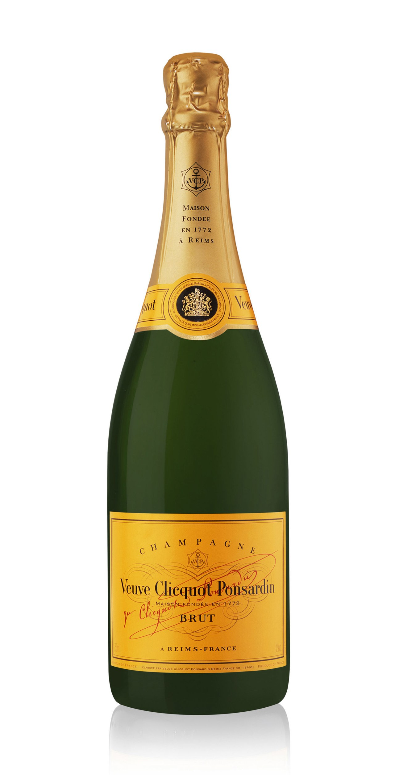 For the one who wants to have some fun:  Spice up the holiday party by picking up some bubbly on the way!   //source