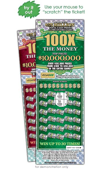 For the other kind of gamer:  Loto tickets! This is such a fun holiday tradition.   //source