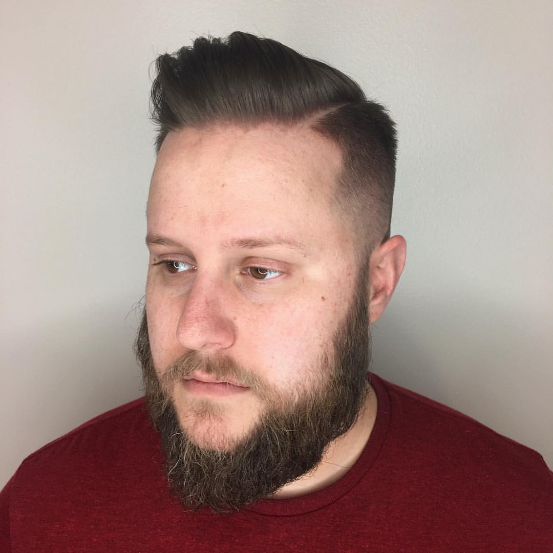 Blue Gilmore Frisco Hairstylist Mens Cut