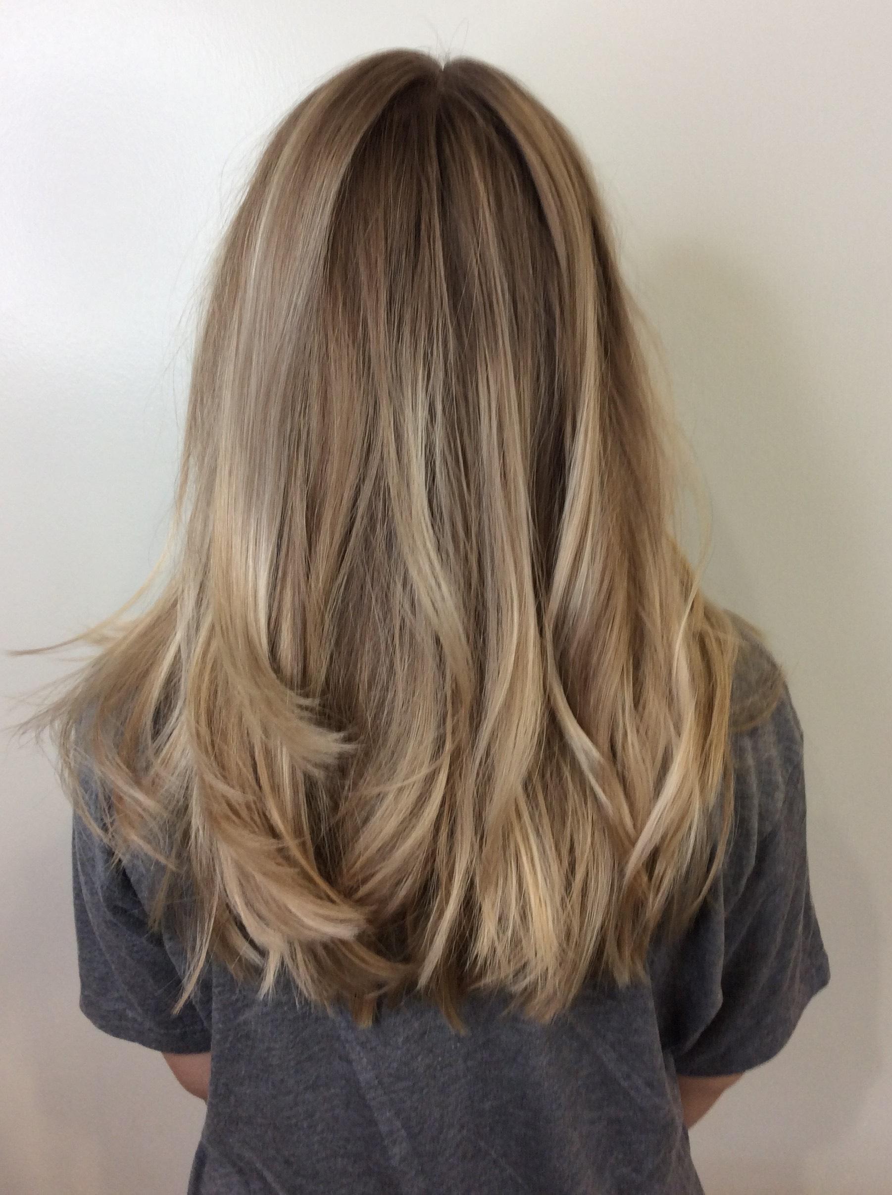 Kari Wawrzonek Frisco Hairstylist Balayage