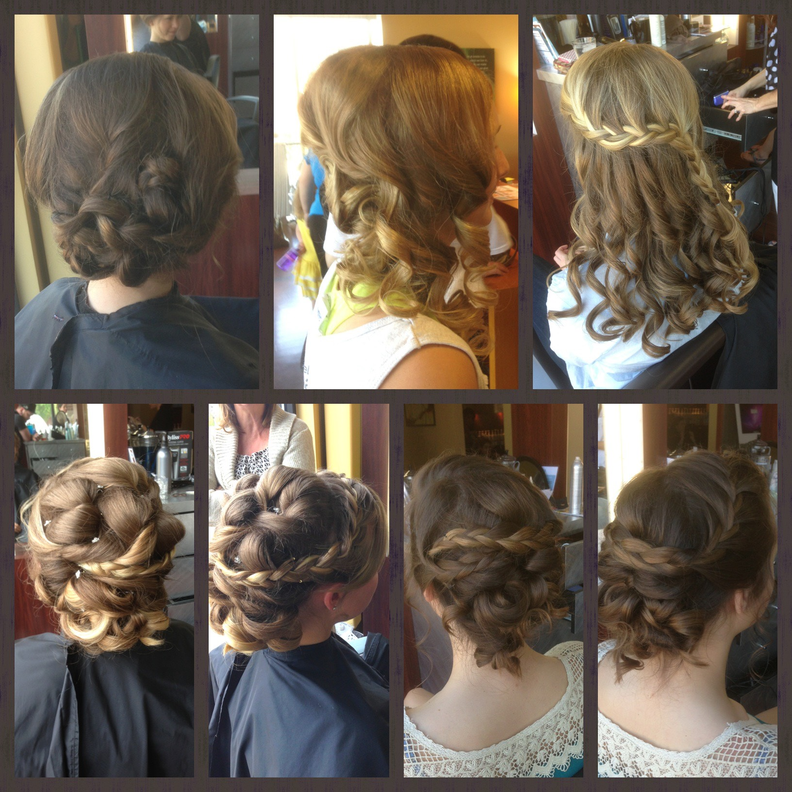 Marshall Hatley Dallas Hairstylist Updos