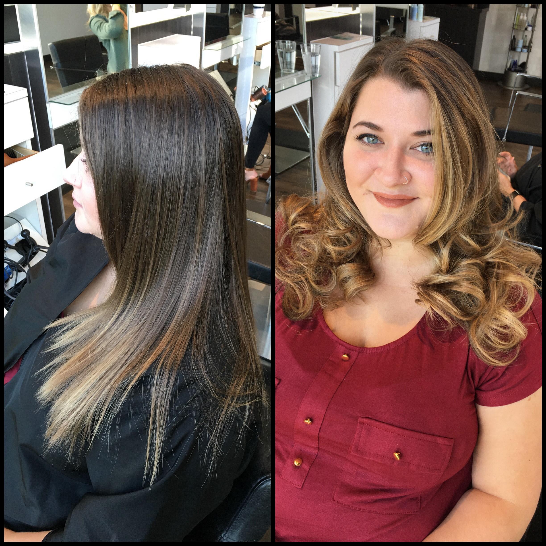Marshall Hatley Dallas Hairstylist Hair Transformation