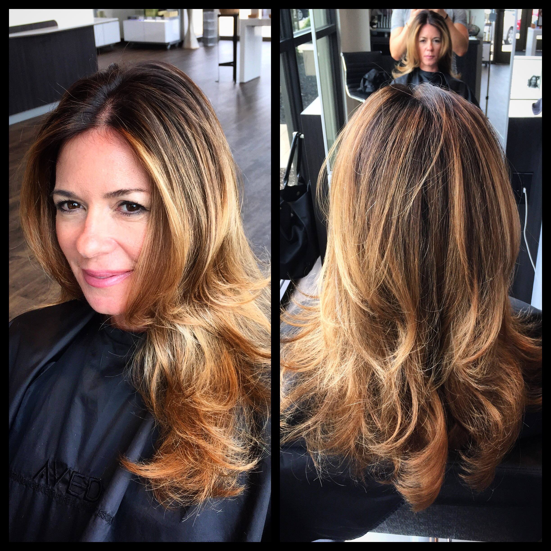 Marshall Hatley Dallas Hairstylist Highlights