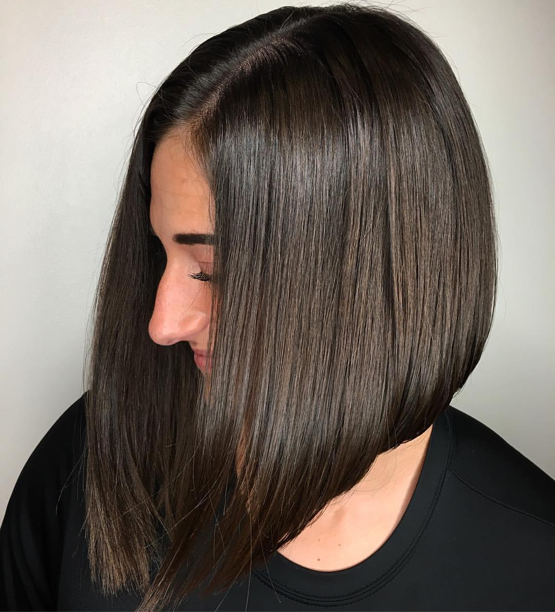 Annie Wolfe Coppell Stylist Brunette Bob